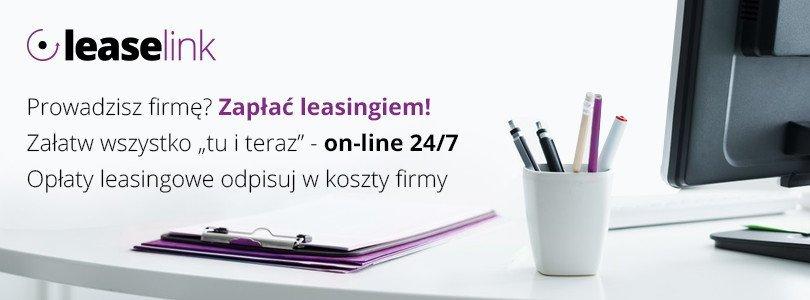 leaselink - zapłać leasingiem!