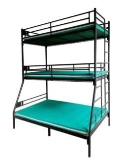 łóżko piętrowe ZLO 3P 2
