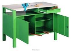 metalowy stół warsztatowy STW 323