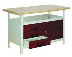 metalowy stół warsztatowy stw 122