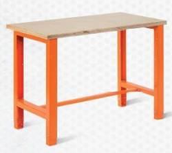 metalowy stół warsztatowy STW 12 Techno Light