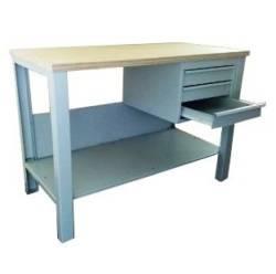 metalowy stół warsztatowy STW 322