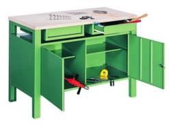 metalowy stół warsztatowy STW 324