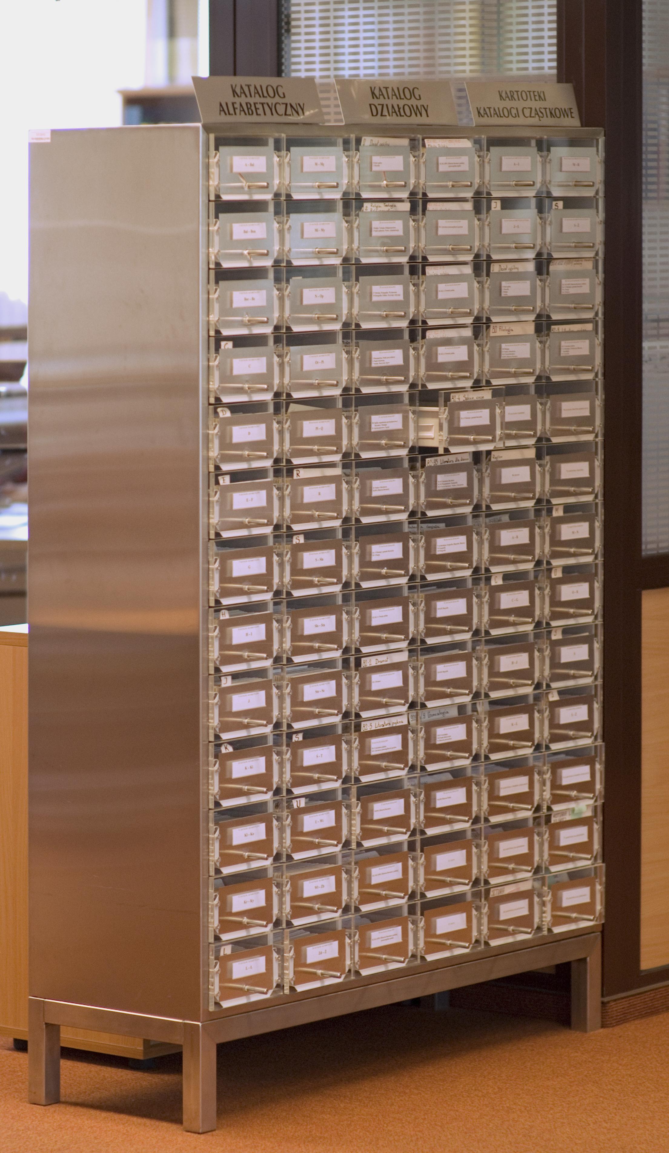 Szafka biurowa metalowa