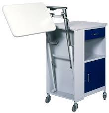 metalowa szafka medyczna szl201o