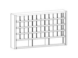 szafy metalowe narzędziowe serii sfr