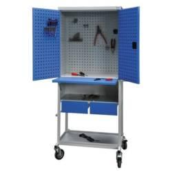 metalowy wózek warsztatowy SZWG 43