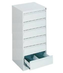 metalowa szafa kartotekowa szk 214